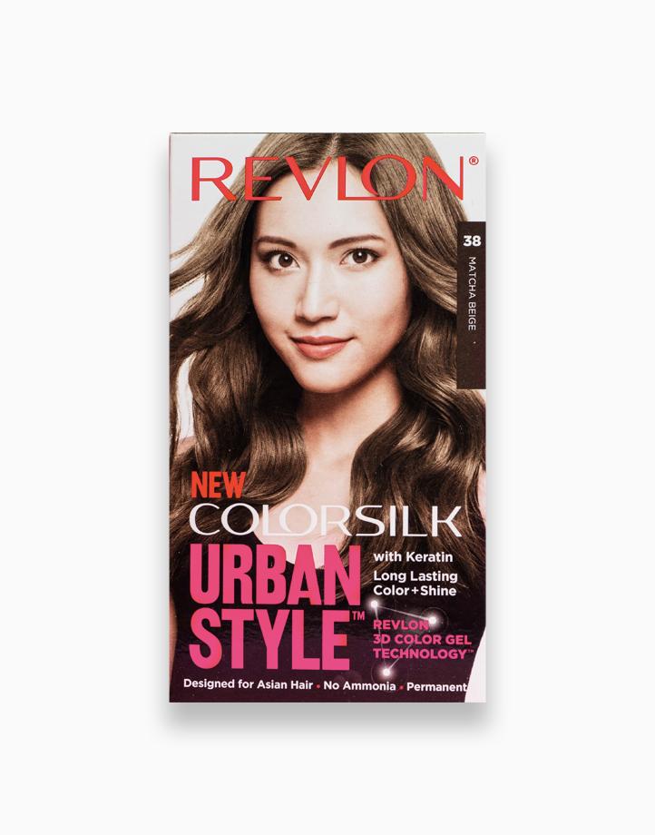 Colorsilk Urban Style Hair Color by Revlon | Matcha Beige