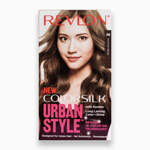 Re revlon colorsilk urban style hair color matcha beige 1