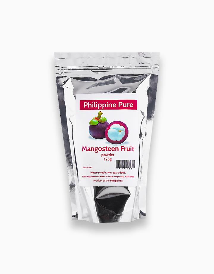 Mangosteen Fruit Powder (125g) by Philippine Pure
