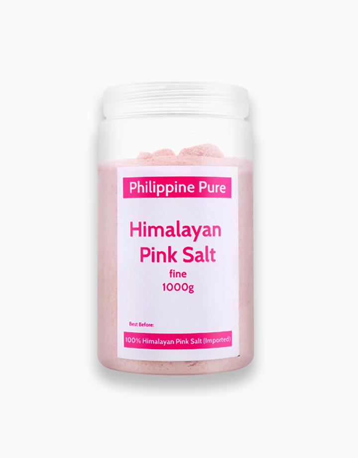 Fine Himalayan Pink Salt (1000g Jar) by Philippine Pure