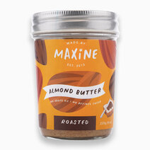 Almond Butter (Plain Roasted) by Made by Maxine