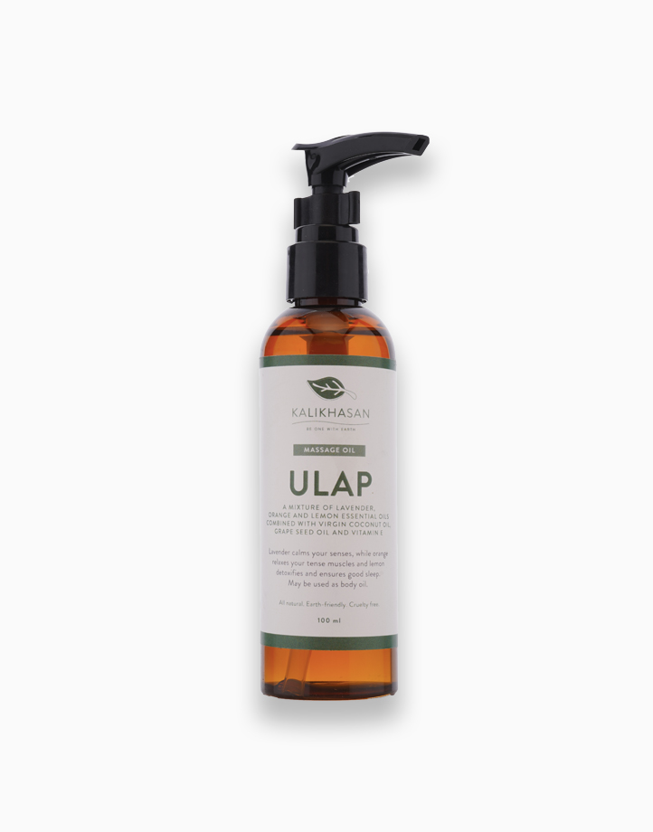 Ulap Massage Oil (100ml) by Kalikhasan Eco-Friendly Solutions