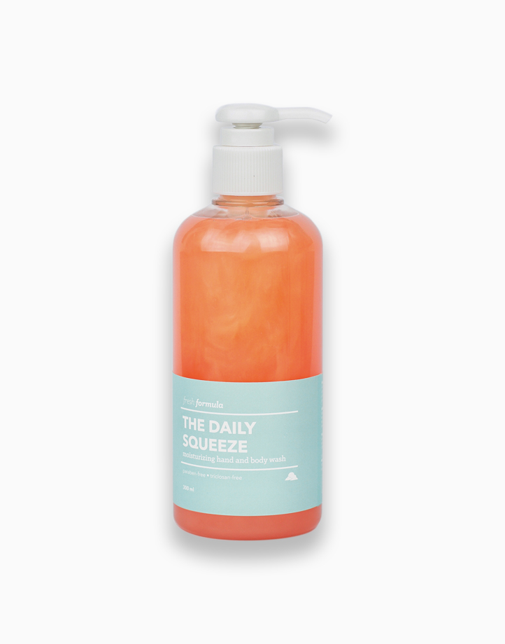The Daily Squeeze Moisturizing Hand and Body Wash by Fresh Formula