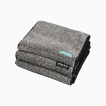 Facesoft   charcoal detox face towel