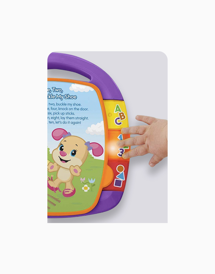 Storybook Rhymes by Fisher Price