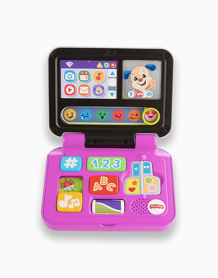 Laugh & Learn Laptop by Fisher Price