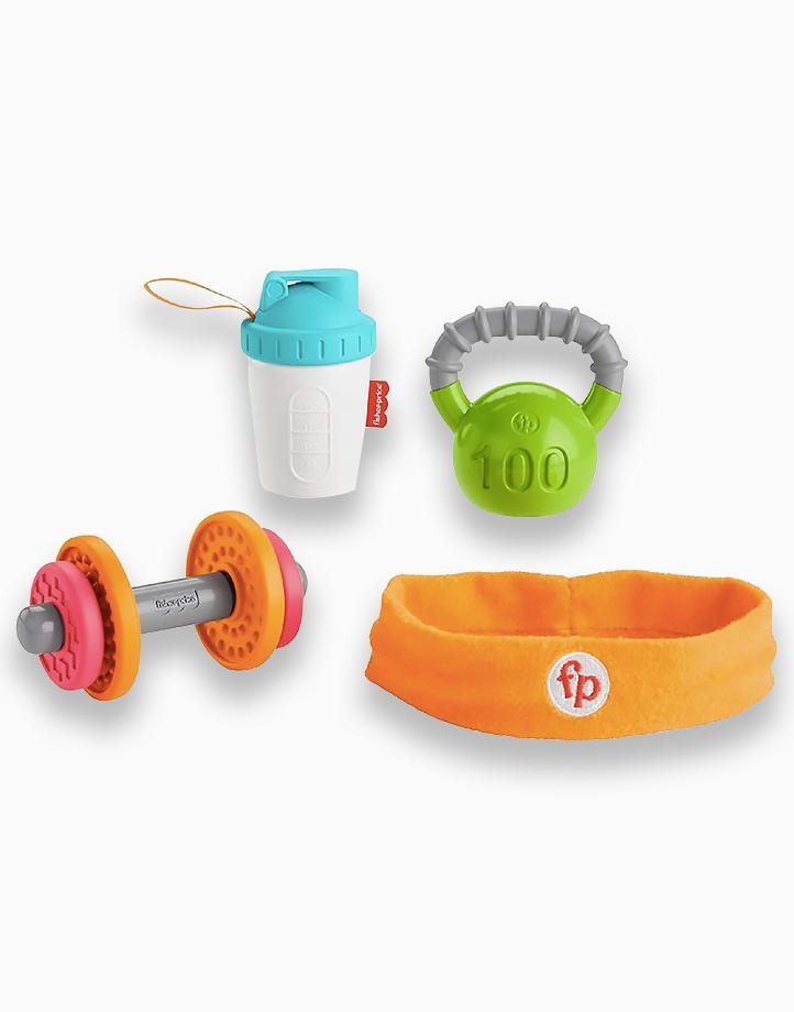 Newborn Baby Biceps Gift Set by Fisher Price