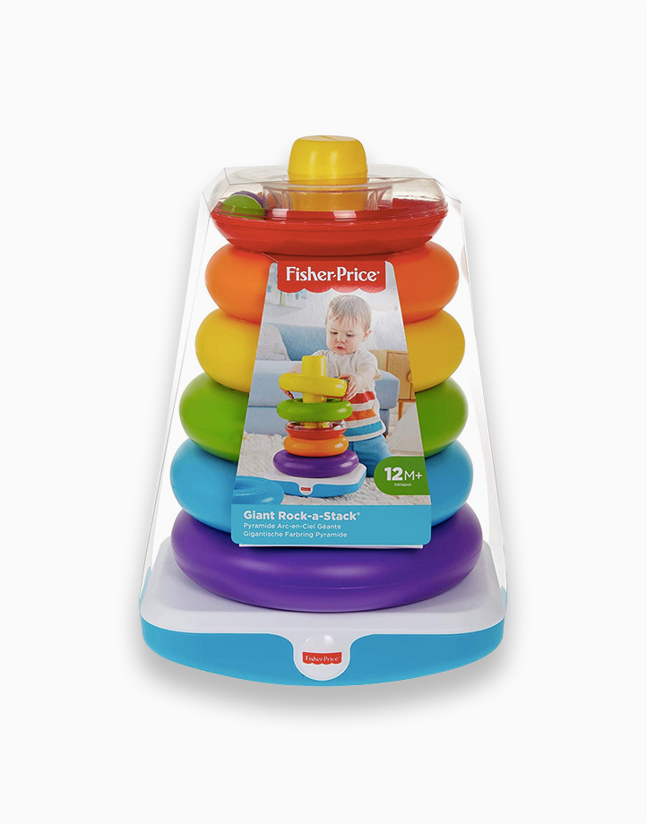 Giant Rock-A-Stack by Fisher Price