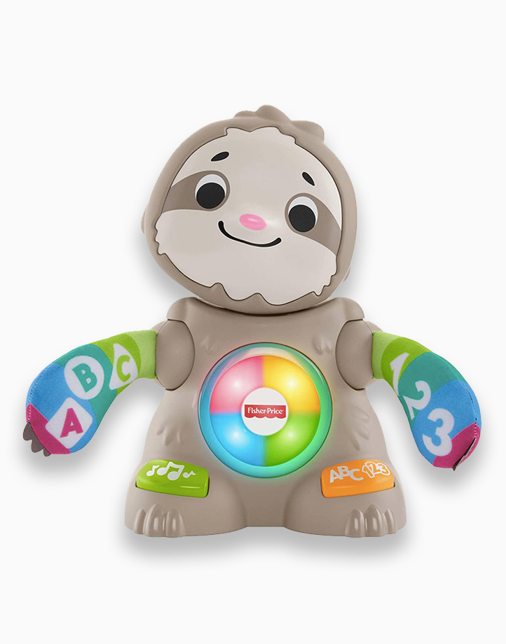 Infant Smooth Moves Sloth by Fisher Price