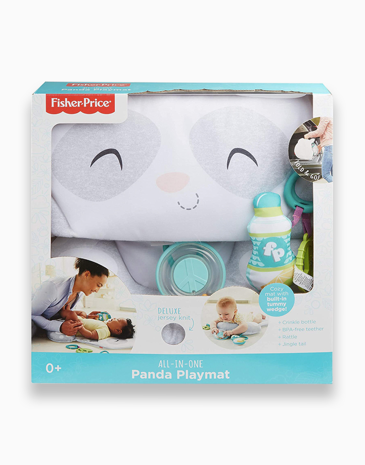 Newborn Namaste & Play Panda Playmat by Fisher Price