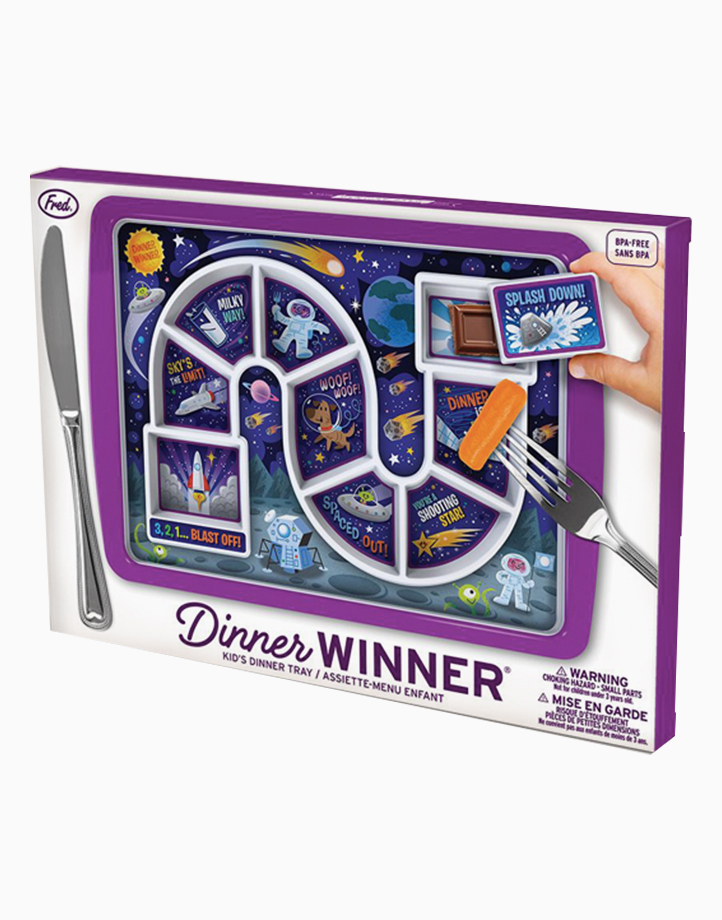 Dinner Winner Tray by CommonThread | Space