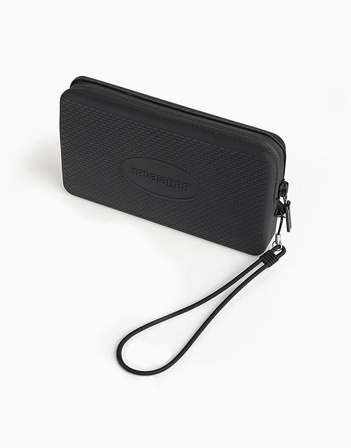 Mini Bag Plus by Havaianas   Black