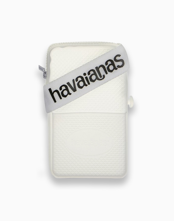 Street Bag by Havaianas   White