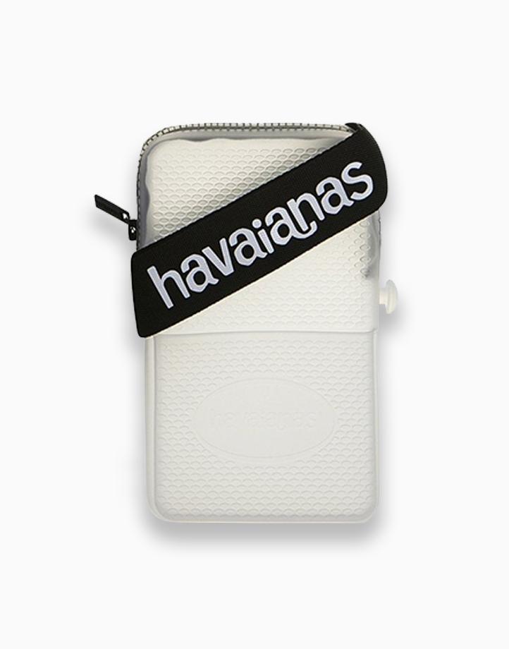 Street Bag by Havaianas   Black/White