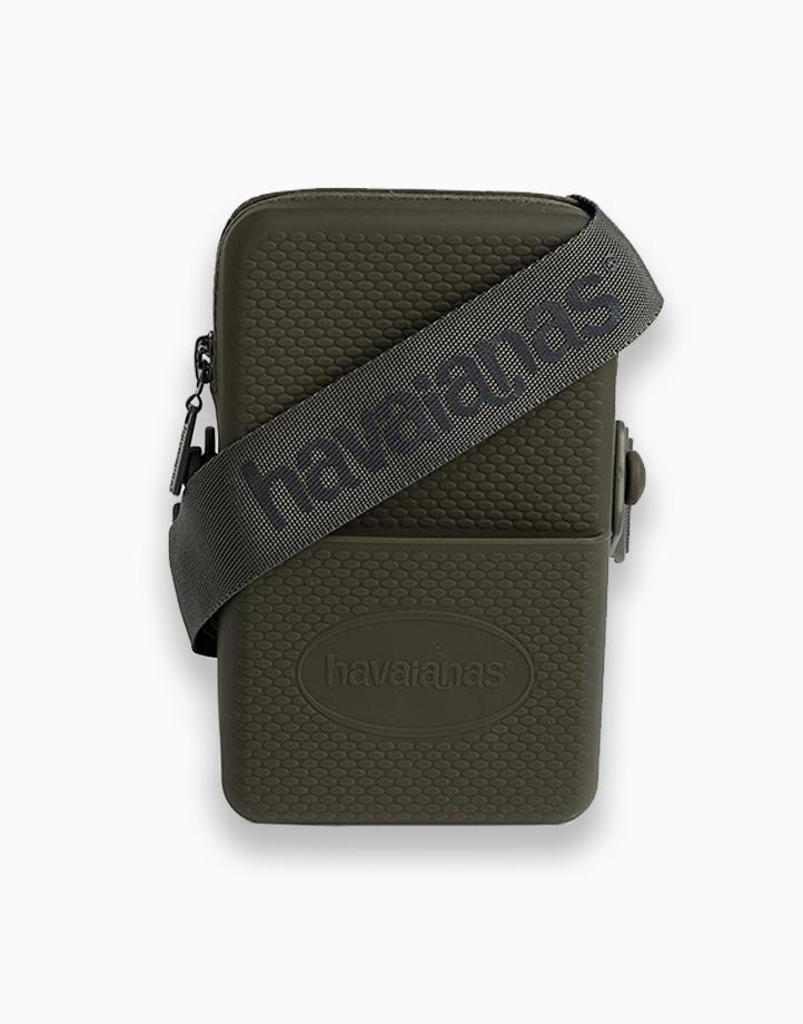 Street Bag by Havaianas   Military Grey