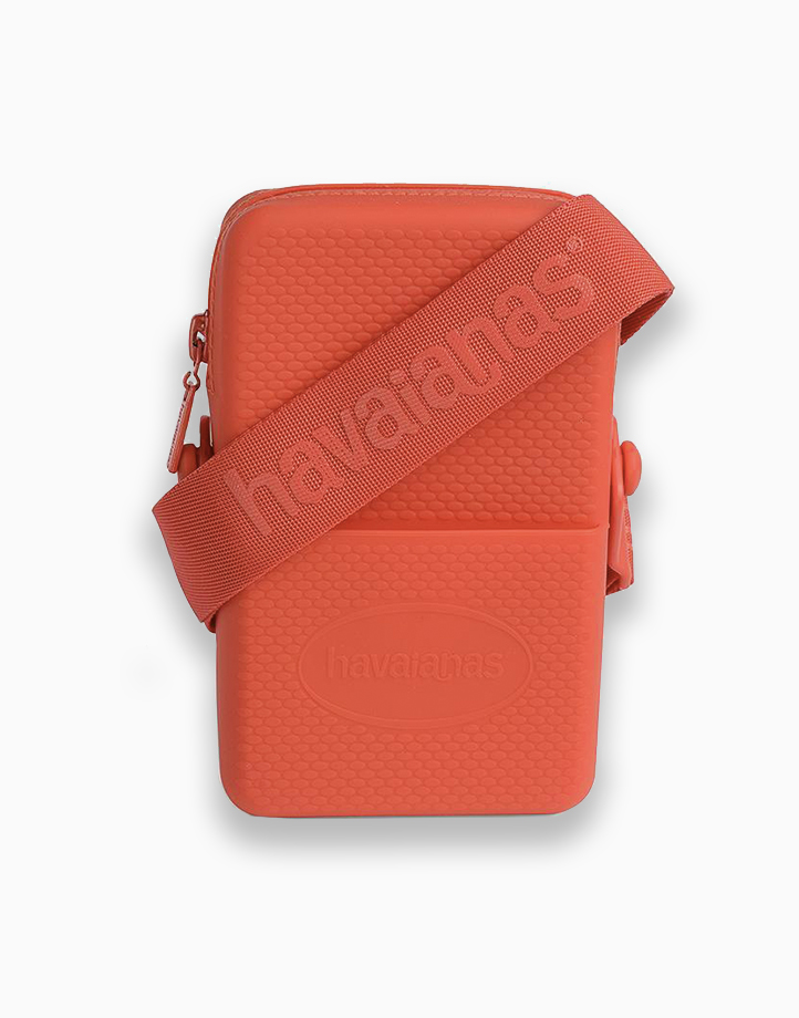 Street Bag by Havaianas   Red Hava