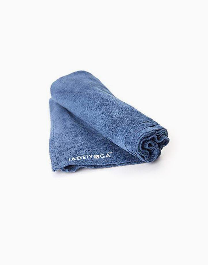 Microfiber Hand Towel by Aura Athletica   Slate Blue
