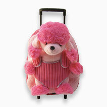 Poodle Plush Roller by CommonThread