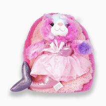 Cat Mermaid Plush Backpack by CommonThread