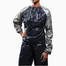 Fitness athletics sauna suit fs