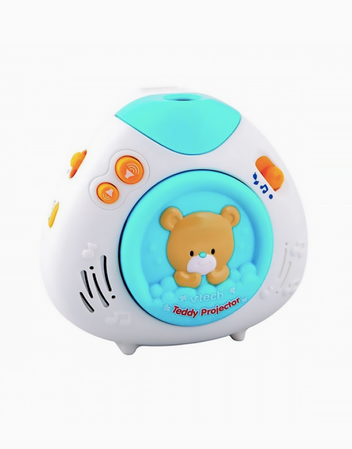 Lullaby Teddy Projector by VTech | Blue