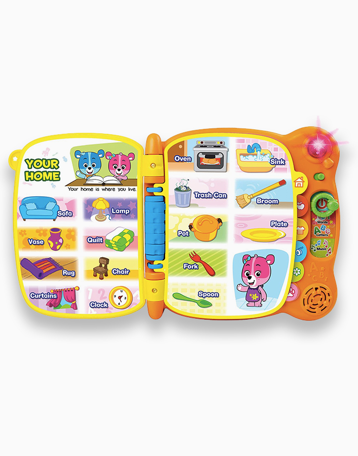 Touch & Teach Word Book by VTech