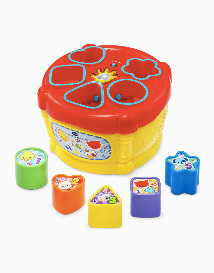 Sort & Discover Drum by VTech