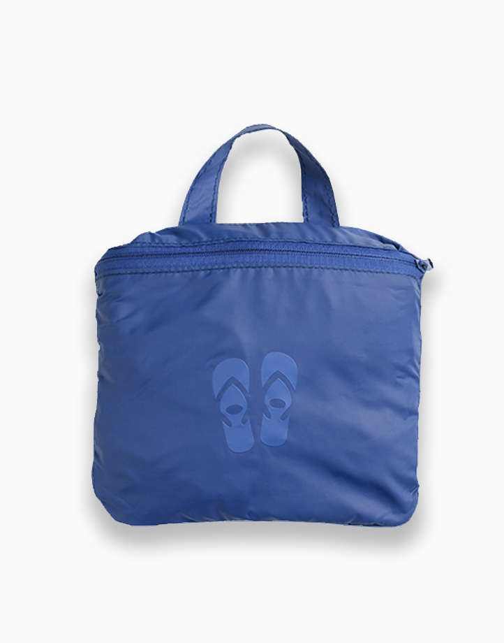 Backpack by Havaianas   Marine Blue