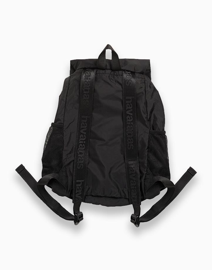 Backpack by Havaianas   Black
