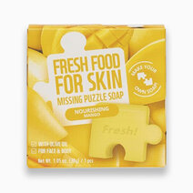 Re fresh food nourishing mango missing puzzle soap 30g 1