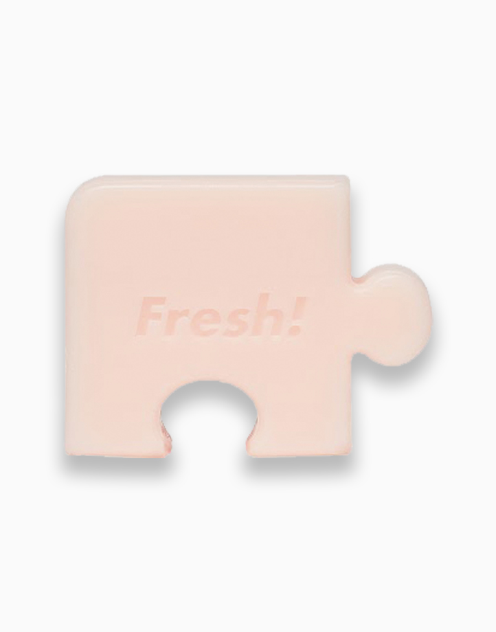 Fresh Food Plumping Cranberry Missing Puzzle Soap 30g by Farmskin