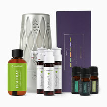 Re fightbac organic disinfection system with essential oil pack
