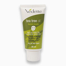 Re facial mask with tea tree oil