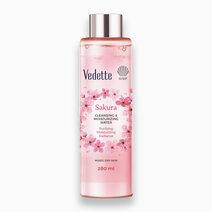 Re sakura cleansing moisturizing water