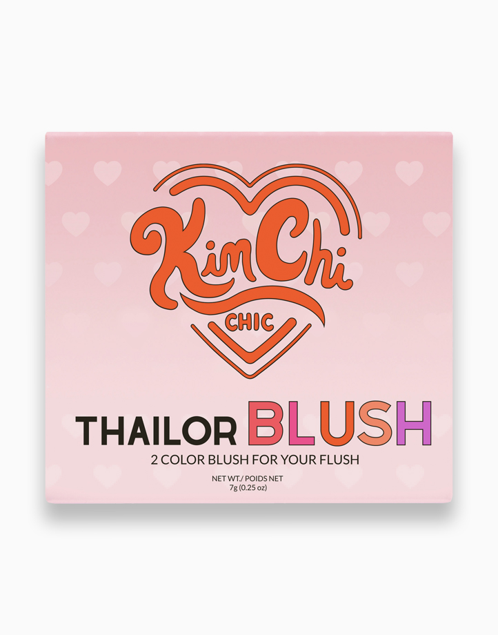 Thailor Collection: Blush by KimChi Chic Beauty  