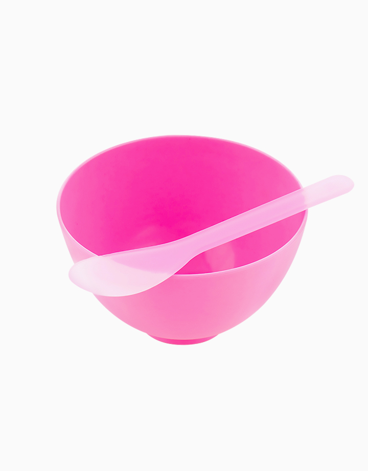 Mask Mixing Bowl and Spatula by Skin Revolution