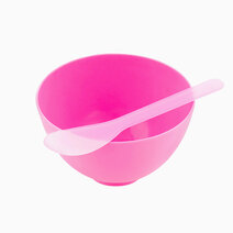 52559 mask mixing bowl and spatula