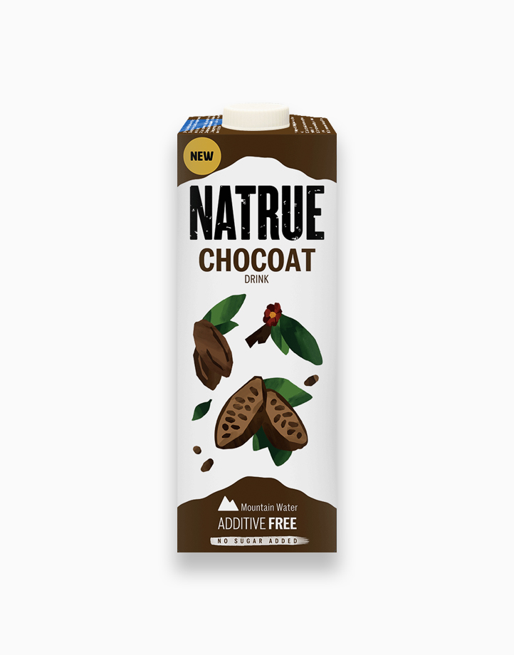 Chocoat Chocolate Oat Milk Drink (1L) by Natrue