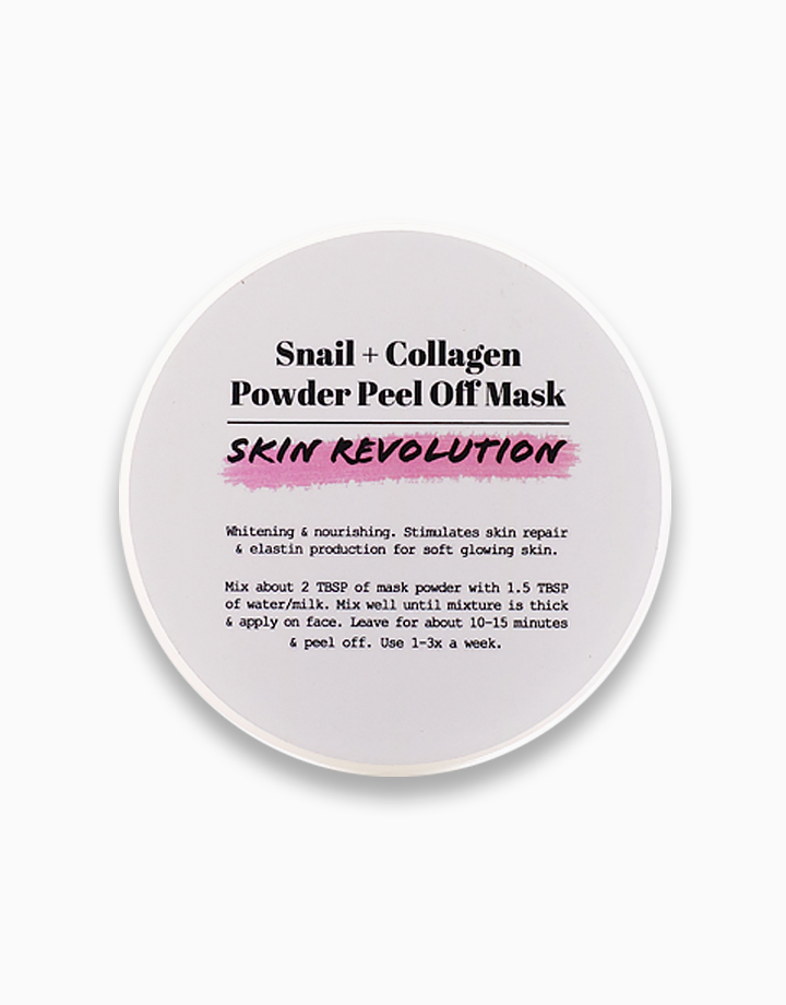 Snail + Collagen Powder Peel Off Mask by Skin Revolution