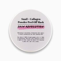 Snail + Collagen Powder Peel Off Mask by Skin Revolution