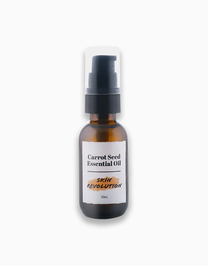 Carrot Seed Essential Oil by Skin Revolution