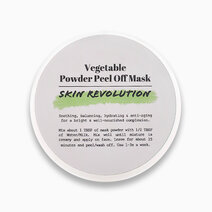 1 vegetable powder peel off mask