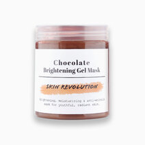 1 chocolate brightening gel mask