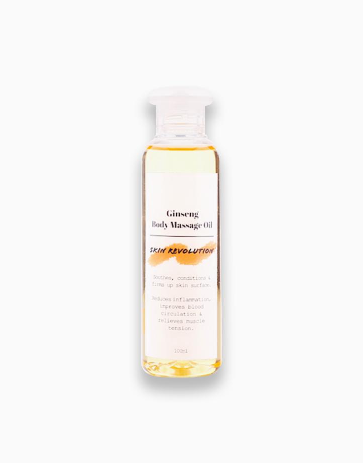 Ginseng Body Massage Oil by Skin Revolution