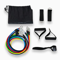 11 piece resistance bands set 1