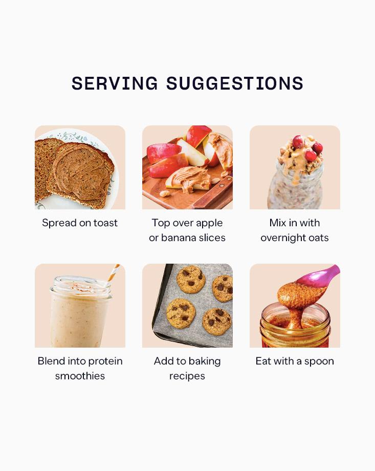 Mbm servings suggestions