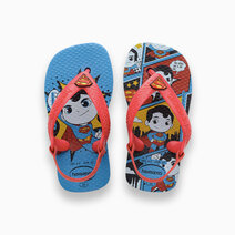 New Baby Heroes (Turquoise/Ruby Red) by Havaianas