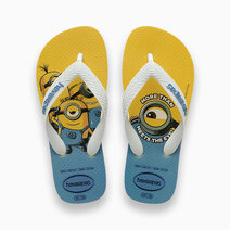 Kids Minions (Yellow/Citric White) by Havaianas