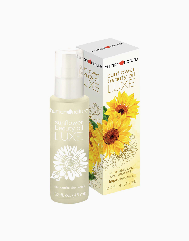 Sunflower Beauty Oil Luxe (45ml) by Human Nature