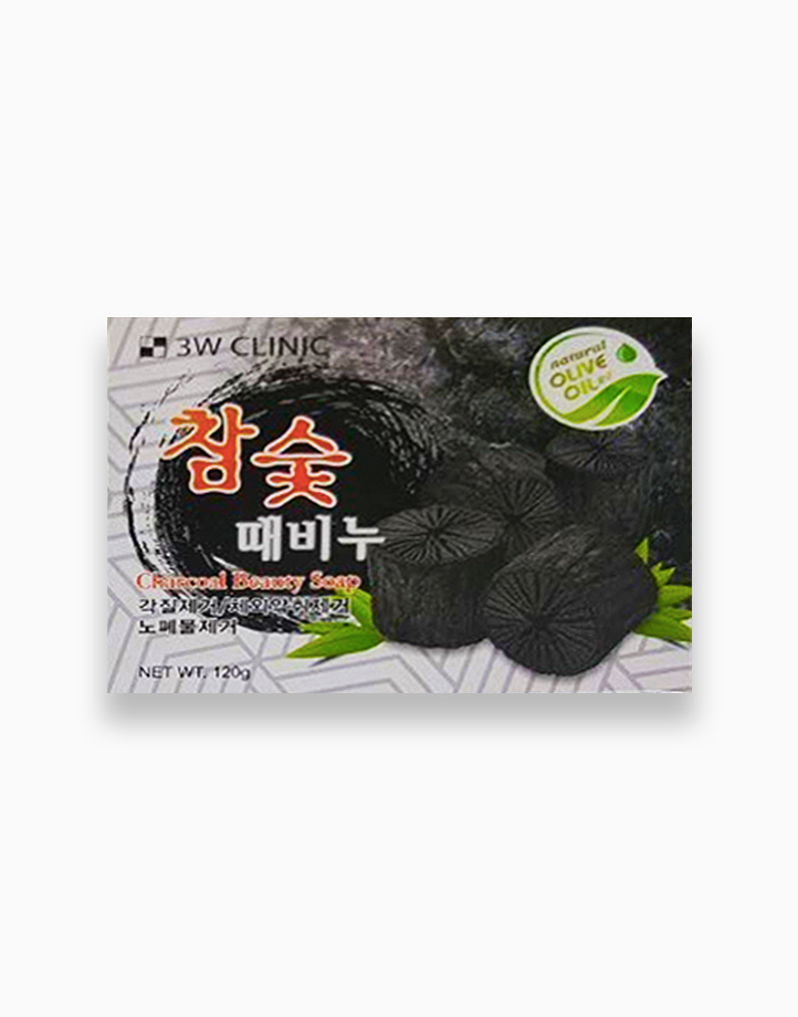 Charcoal Soap by 3W Clinic